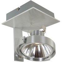 Westpoint 1 Light Ceiling Spotlight