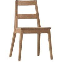Warden Solid Oak Dining Chair