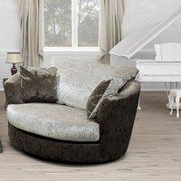 Tocha Swivel Snuggler Chair