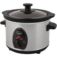 Quest 1.5 L Stainless Steel Slow Cooker