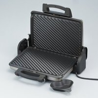 Automatic Grill with Lid