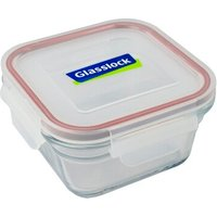 0.4L Oven Square Glass Food Container