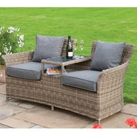 Addie Companion 2 Seater Love Seat