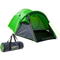 Hydra Pinnacle Double Skin Dome 2 Person Tent With Carry Bag