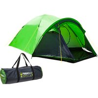 Hydra Pinnacle Double Skin Dome 3 Person Tent With Carry Bag