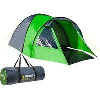 Hydra Pinnacle Double Skin Dome 5 Person Tent With Carry Bag