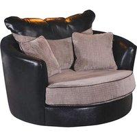 Line Swivel Lounge Chair