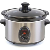 Kitchen Perfected 1.5L Mini Oval Slow Cooker