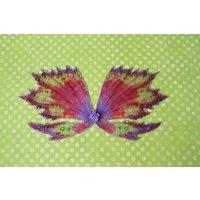 Beautiful Irridescent Fairy wings for BJD/Pukifee YOSD Littlefee OOAK - Fairy Gifts