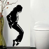 Michael Jackson Large Kitchen Bedroom Wall Mural Giant Art Sticker Decal Vinyl - Michael Jackson Gifts