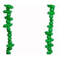 By the Shed Pea Pod Green Beaded Necklace  Gardening  Gift  Unique Present  The Good Life  Grow your Own  Vegetarian  Dig for Victory - Grow Your Own Gifts