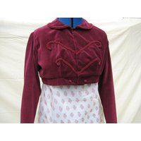 Regency Spencer Jacket. CUSTOM, MADE . Jane Austen. Various Styles, Colours, Fabrics. - Custom Gifts
