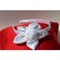 flower girl accessories, children hair accessories,Holy communion accessories, children headband - First Holy Communion Gifts