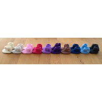 Ugg Style Crochet Baby Booties size 06 months - Ugg Gifts