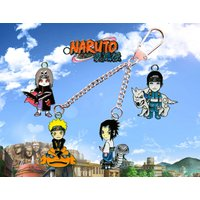 Naruto build your own keychain/keyring.  Free UK postage!! - Build Your Own Gifts