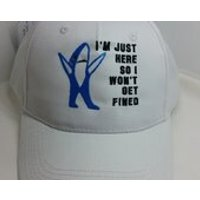 Katy Perry Left Shark embroidered baseball cap - Katy Perry Gifts