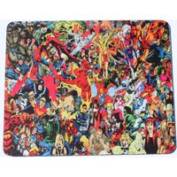 Custom Printed marvel comic characters inspired hulk captain America mouse pad mouse mat computer mouse pad mousepad Computer Gift - Computers Gifts