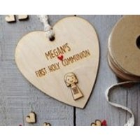 First Holy Communion keepsake  Confirmation gift  Personalised holy communion gift - First Holy Communion Gifts