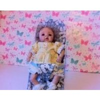 OOAK Modern Dolls Bouncy Chair made to fit dolls from 2 to 10 - Bouncy Gifts