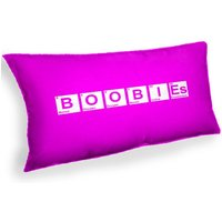 Boobies Elements   Custom Geek Fabric Cushion Pillow cover Home Decor Thrown Pillow With Inner - Seek Gifts
