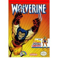 NES Wolverine  Replacement Box NO Game Included - Wolverine Gifts