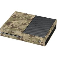 Camouflage Print Xbox One Vinyl Wrap / Skin / Cover - Xbox Gifts