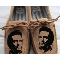 johnny cash Slippers Mens t shirt hoodie ring of fire rock - Johnny Cash Gifts