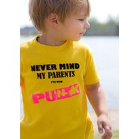 Nevermind My Parents Im the Punk  Sex Pistols Inspired Boys / Girls Kids Top / Baby Toddler TShirt / Gift - Sex Pistols Gifts