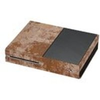 Rusted Metal Print Xbox One Vinyl Wrap  / Skin / Cover - Xbox Gifts