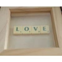 love frame, love sign, love, wall decor, anniversary gift, wedding, couple gift, gift for her, engagement, birthday, love gift,love decor - Seek Gifts