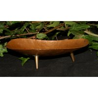 Antique Beaten Copper Offering Bowl  in the Arts and Crafts Style  Pagan, Witchcraft, Magic, Upcycled - Arts And Crafts Gifts