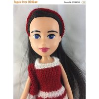 ON SALE TABITHA, Ooak Repainted Recycled Bratz Doll - Bratz Gifts