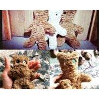 Wild teddy bears/ teddy bear/ collectable bears/ teddies/ toys/ weird gifts / creepy / bear/ collecatable/ grown up bear/ silly/ fun present - Teddy Bears Gifts
