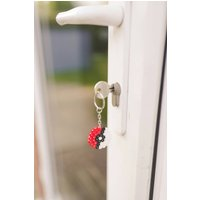 Pokeball keyring (small) - Keyring Gifts