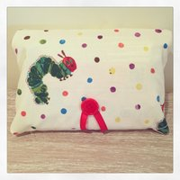 The very hungry caterpillar Nappy Diaper and wipe purse - The Very Hungry Caterpillar Gifts