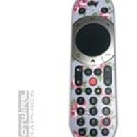 Vintage Roses Pattern Sky Q TOUCH Remote Control Vinyl Sticker Skin Kit SKYQ - Remote Control Gifts