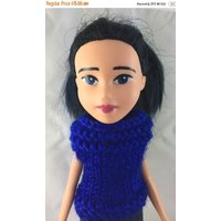 ON SALE Gabrielle, Ooak Repainted Recycled Bratz Doll - Bratz Gifts
