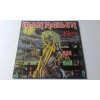 1981  Iron Maiden  Killers  LP Vinyl Record Album  80s / Classic Rock / Heavy Metal / British Steel - Iron Maiden Gifts