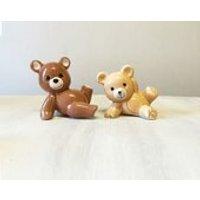 China teddy bears, bear figurine, vintage figurine, vintage teddy bear, cute bear, miniature bear, china teddy bear, teddy bear ornaments - Teddy Bears Gifts