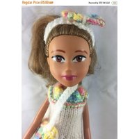 ON SALE MELANIE, Ooak Repainted Recycled Bratz Doll - Bratz Gifts