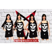 Misfits Handmade Mini Dress , 4 Different Dress Styles, Choose yours! - Misfits Gifts