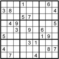 A Fun Sudoku Puzzle - Sudoku Gifts