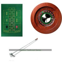 Premium Dal Negro Roulette Bundle (Montecarlo curved) - Roulette Gifts