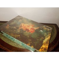 Vintage JeanHonore Fragonard The Swing Jigsaw Puzzle - Jigsaw Puzzle Gifts