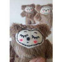 Mini Sleepy Teddy - Teddy Gifts