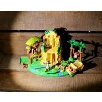 Vintage Polly Pocket Disney Jungle Book Playset Bluebird toys 100% complete excellent condition - Polly Pocket Gifts