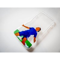 Drogba Chelsea Football Soccer Phone Cover Case For iPhone 5 5c 6 7 8 X - Chelsea Gifts