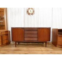 Amazing Richard Hornby teak and afromosia sideboard - Hornby Gifts