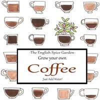 COFFEE, Grow Your Own Coffee,  Grow Kit, Coffee Plant - Grow Your Own Gifts