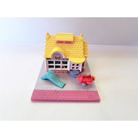 1993 Vintage Polly Pocket Toy Shop Compact Set   Compact Only  No Dolls.   / MEMsArtShop. - Polly Pocket Gifts
